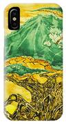 Banyan And Two Suns IPhone Case