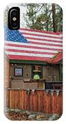 Bar And Grill In South Lake Tahoe IPhone Case