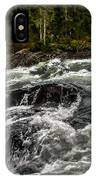Baranof River IPhone Case