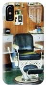 Barber - Barber Shop One Chair IPhone Case