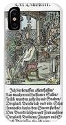 Barber-surgeon, 1568 IPhone Case