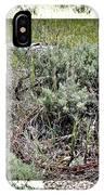 Barbwire Wreath 2 IPhone Case