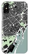 Barcelona - Gsc IPhone Case