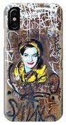 Barcelona Graffiti 3 IPhone Case