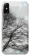 Bare Trees Winter Sky IPhone Case