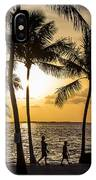 Barefoot In The Park IPhone Case