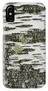 Bark Of Paper Birch IPhone Case