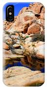 Barker Dam Big Horn Dam By Diana Sainz IPhone Case