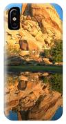 Barker Dam Pond Reflections IPhone Case