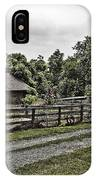 Barn And Corral IPhone Case