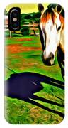Barn Horse IPhone Case