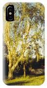 Barn Landscape IPhone Case