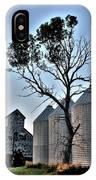 Barn Tree IPhone Case