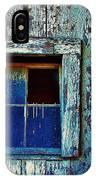 Barn Window 1 IPhone Case