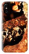 Barnacles And Rust  IPhone Case