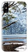 Barnes Creek At Lake Crescent - Washington IPhone Case