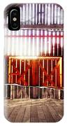 Barnlight II IPhone Case