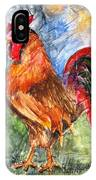 Barnyard Boss IPhone Case