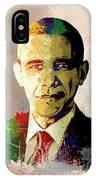 Barrack Obama IPhone Case