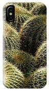 Barrel Cacti IPhone Case