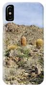 Barrel Cactus IPhone Case