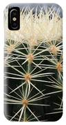 Barrel Cactus IPhone Case