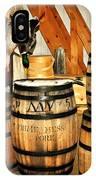 Barrels  IPhone Case