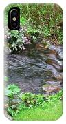 Barriles Small Stream IPhone Case