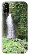 Barriles Waterfall IPhone Case