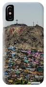 Barrio In Lima IPhone Case