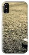 Baseball Field 3 IPhone Case