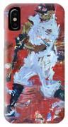 Baseball Painting IPhone Case