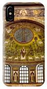 Basilica Di Sant'apollinare Nuovo - Ravenna Italy IPhone Case