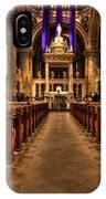 Basilica Of Saint Mary IPhone Case