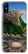 Basilisk, 1986 Oils And Tempera On Paper IPhone Case