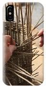 Basket Making IPhone Case
