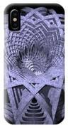 Basket Of Hyperbolae 01 IPhone Case