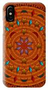 Basket Weaving 2012 IPhone Case