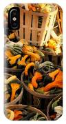 Baskets Of Gourds IPhone Case