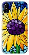 Basking In The Glory IPhone Case