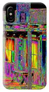 Bath House Pop Art IPhone Case