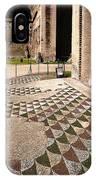 Baths Floor Tile IPhone Case