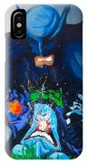 Batman Vs Joker IPhone Case