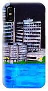 Baton Rouge Aka Red Stick Impression IPhone Case
