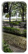 Battery Park IPhone Case