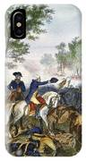 Battle Of Eutaw Springs IPhone Case