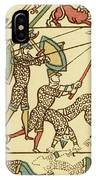 Battle Of Hastings The Battle Rages IPhone Case