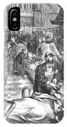 Battle Of Sedan, 1870 IPhone Case