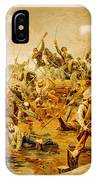 Battle Of Spotsylvania Thure De Thulstrup IPhone Case