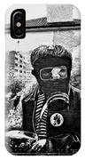 Battle Of The Bogside Mural II IPhone Case